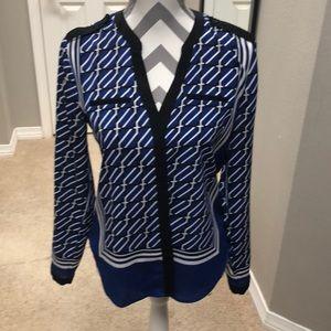NY and Company long sleeve blouse